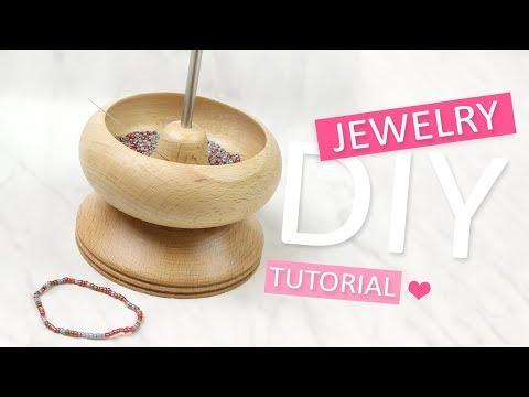 DIY Tutorial: Beadalon Spin-N-Bead Bead Loader  – Zelf sieraden maken
