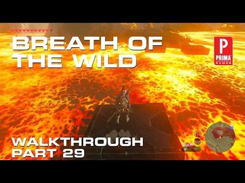 Zelda: Breath of the Wild - Goron City, Heat Resistant and