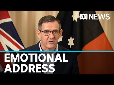 NT Chief Minister Delivers Emotional Address To Territorians About Coronavirus Shutdown | ABC News