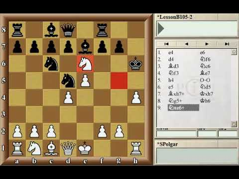 Control the Center - GM Susan Polgar [Polgar Chess University]