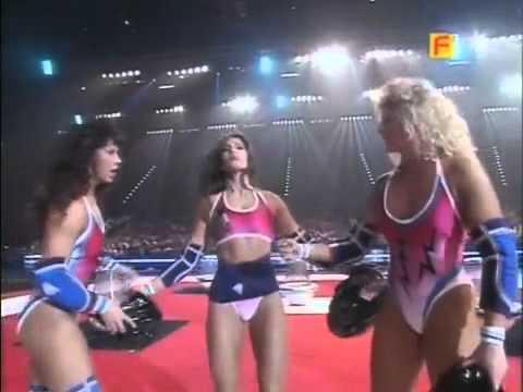 UK Gladiators: Series 2 (1993) - Episode 1 - Part 2 - YouTube