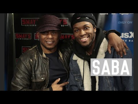 Saba on 'Care For Me' and Freestyles on Sway In The Morning | Sway's Universe