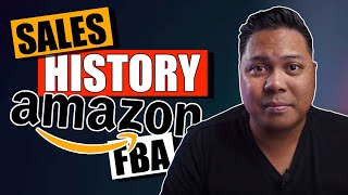How to Find Out the Sales History of a Product Amazon FBA
