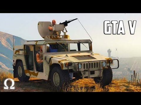 MECHANIZED VEHICLE CHAOS (NEW MODE)! | GTA V Adversary Mode Multiplayer Ft. Friends