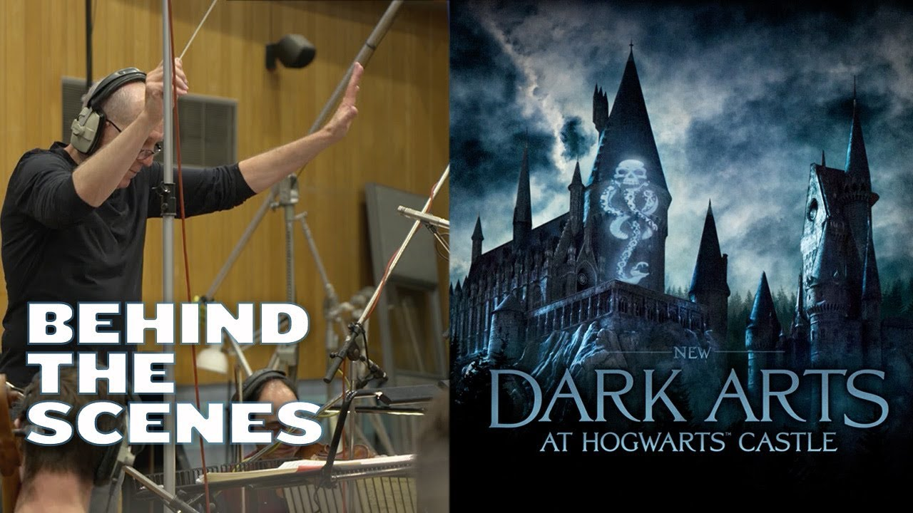Dark Arts at Hogwarts Castle | Behind the Scenes at Universal Studios Hollywood