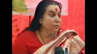 Sahaja Yoga   Saptashrungi Puja Talk 1985 Shri Mataji Nirmala Devi