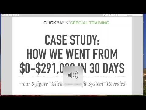 $0 - $291k in 30 days Case Study - Make Money With ClickBank + Instagram