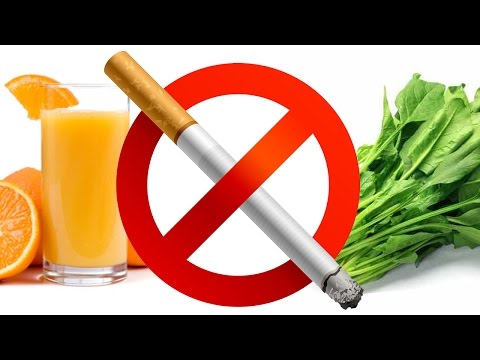 Top 5 Foods To Help You Quit Smoking