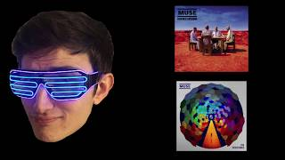 Ranking Muse Albums