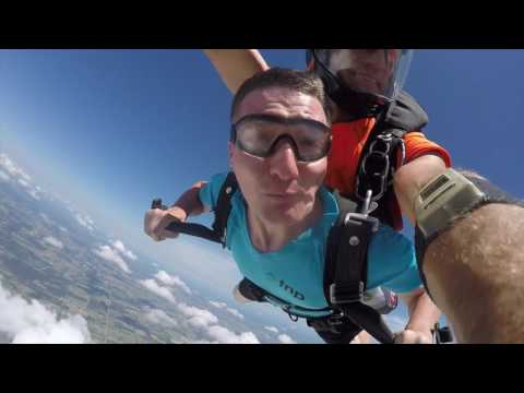 Tandem Skydive | Jared from Fort Worth, TX