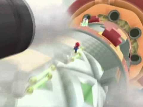Super Mario Galaxy 2 Exclusive Trailer E3 2009