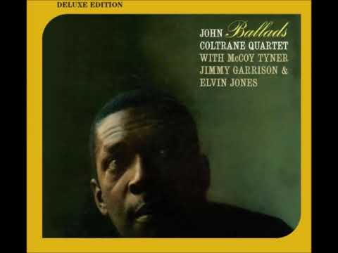 Greensleeves - John Coltrane Quartet