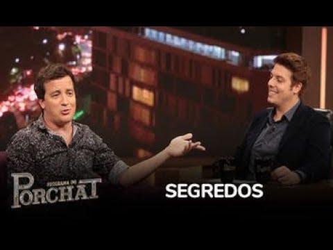 Rafael Cortez Conta Os Seus Segredos E Dos Amigos Em Bate-papo Com Porchat