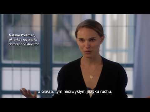 """Mr. Gaga"": Natalie Portman [fragment]"