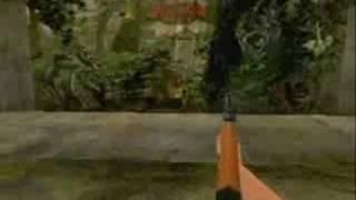Trespasser Game play + ending