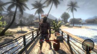 Dead Island - Gameplay Max Settings on *HD 5870* [1080p]