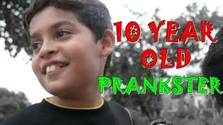 Funny videos | 10 year old prankster | Latest funny prank videos | Funny Indian videos