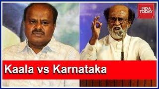 Rajinikanth Appeals To CM Kumaraswamy Again: Banning Kaala Will Ruin K