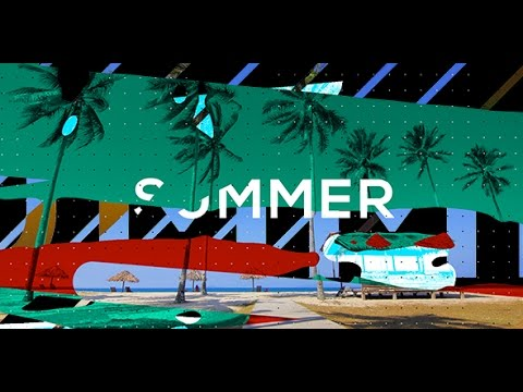 Summer Pop Slideshow ( After Effects Project Files)