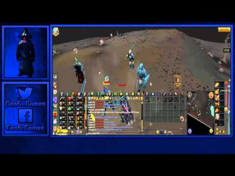 """Runescape 3 - Clan Wars Free-For-All #6 - """"It's a Slow Bot Day"""""""