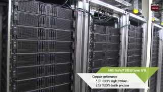 The Most Energy-Efficient Supercomputer Today is Powered by AMD FirePro™ S9150 GPUs
