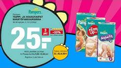 Mammuttimarkkinat TV tarjoukset 22-25.9.2011