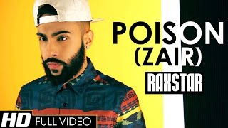 Poison (ZAIR) | Raxstar | DJ Harpz | Official Video HD