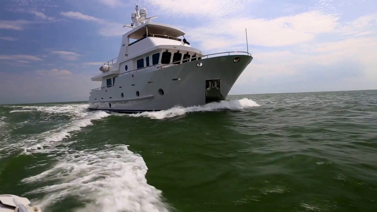 Meet the team behind the Bering Yachts brand