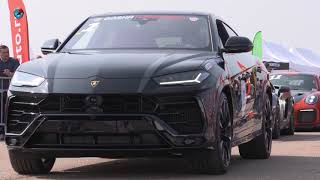 650hp Lamborghini Urus Vs 550 Hp New Porsche Cayenne Turbo. Unlim 500+ Highlights.