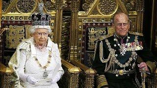 La Reine Elisabeth II dévoile les priorités du gouvernement Cameron II