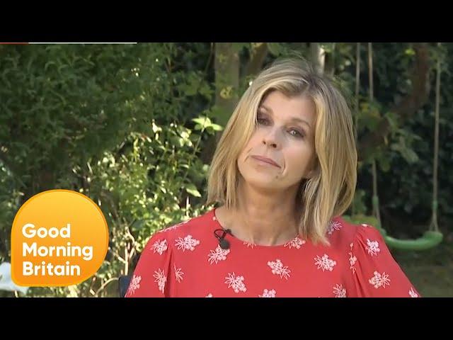 Kate Garraway Gives an Emotional Update on Husband Derek Draper | Good Morning Britain