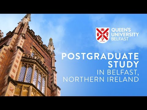Postgraduate Study in Belfast, Northern Ireland