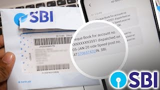 SBI Vide Speed Post Tracking LATEST!