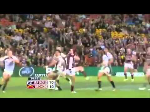 Manly sea eagles tribute