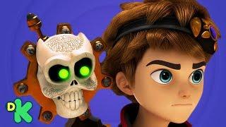 Serei o melhor capitão! | Zak Storm | Discovery Kids Brasil