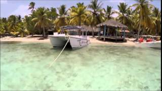 Saona Island - Dominican Republic Catamaran Excursion
