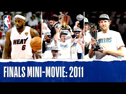 Dirk Leads Mavericks To Title | 2011 Finals Mini-Movie