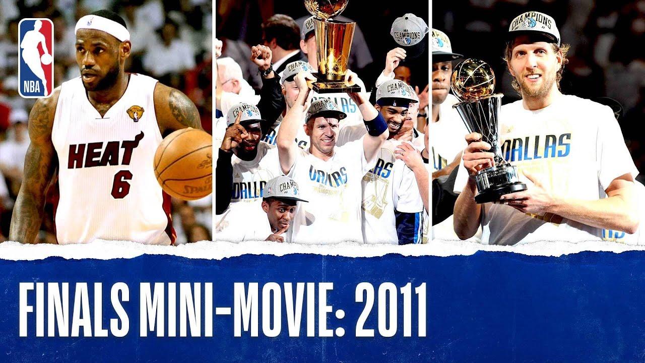Dirk Leads Mavericks To Title | 2011 Finals Mini-Movie