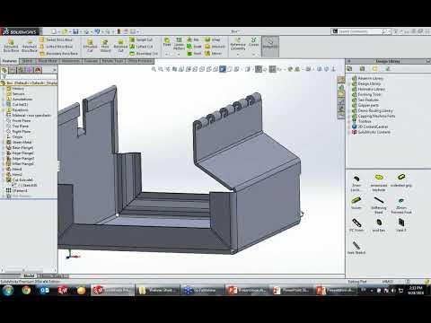 Solidworks : Sheet Metal