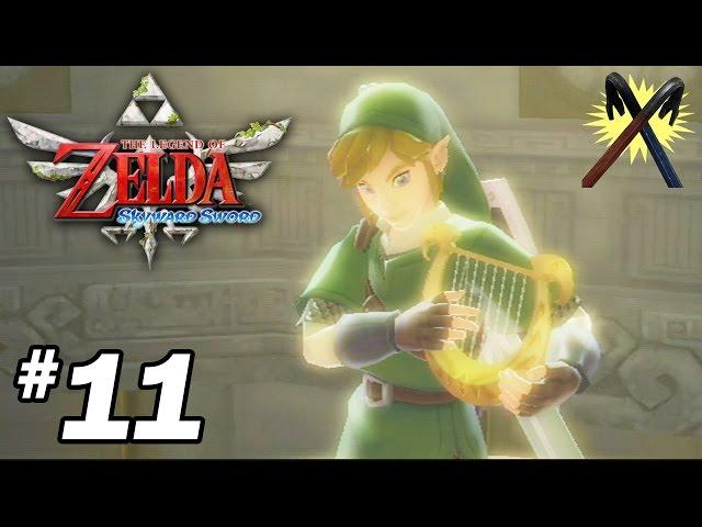 Eldin Mountain Trials - Ricka's Zelda Skyward Sword Stream [Part 11]