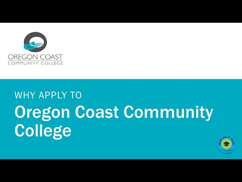 Why Apply to Oregon Coast Community College