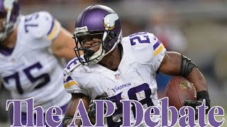 Should Adrian Peterson Be Suspended for Child Abuse?