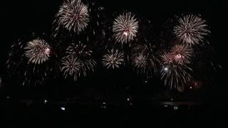 Preview (2) 1 hour performance of Busan Fireworks Festival (부산 불꽃축제) 2016