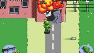 Army Men Advance (GBA) - Stage 2 (60 fps)