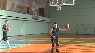 Методика обучения техническим приемам баскетбола