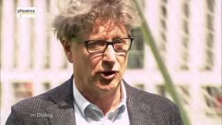 Im Dialog: Michael Krons im Gespräch mit Toni Schumacher am 09.06.17
