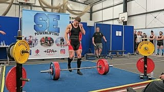 THE COMPETITION   IPF Powerlifting Meet   Full Day of Eating
