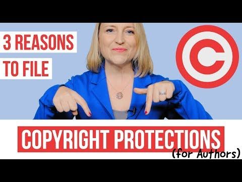 Book Publishing & Copyright Protection Mp3