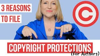 Book Publishing & Copyright Protection thumbnail