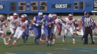Air Force Football beats New Mexico